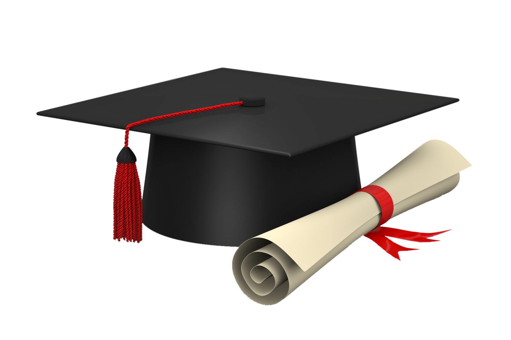 Graduation Cap And Scroll Clip Art To Print Pictures To